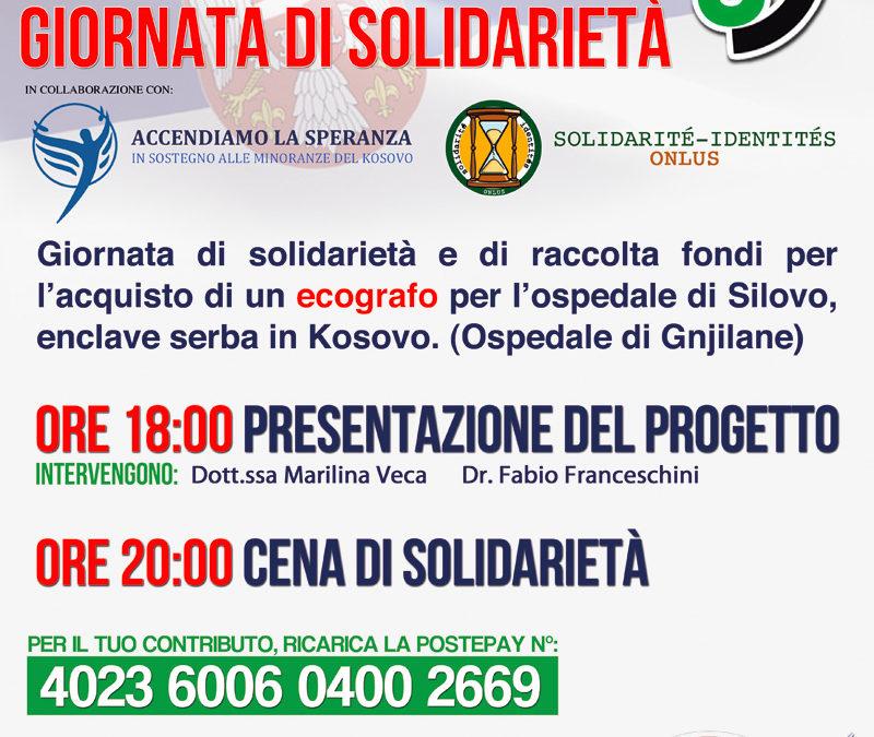 Giornata di solidarietà per le popolazioni serbe in Kosovo