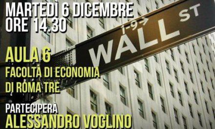 Blocco Studentesco: Oltre 100 studenti a conferenza su crisi facoltà di Economia di Roma Tre