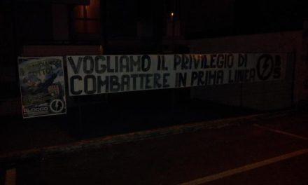 Bologna: decine di striscioni del BS. Bernardini: «Tornar protagonisti nelle scuole»