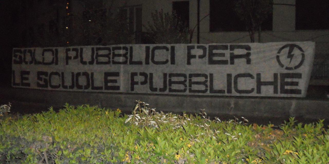 Parma: Blocco Studentesco contro 'gabbie' per studenti