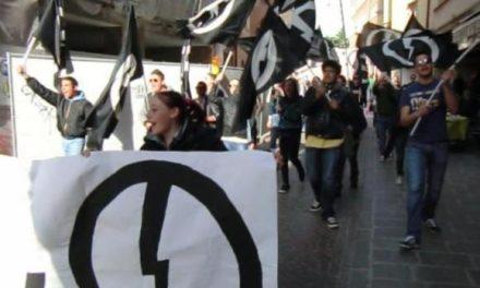 Bolzano: Un centinaio di militanti alla manifestazione del Blocco Studentesco