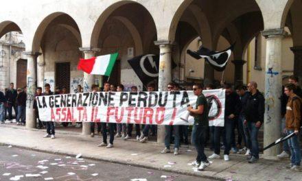 """Blocco Studentesco:""""No al Governo dei Baroni"""".Continua la mobilitazione nazionale contro Monti e spending review anche ad Ascoli"""