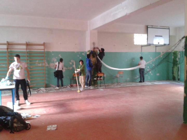Palermo: Blocco studentesco, terzo giorno di occupazione-riattivazione al liceo scientifico Einstein