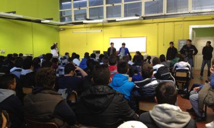 Tivoli: Blocco Studentesco promuove autogestione ITI A. Volta