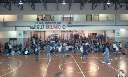 Blocco Studentesco, occupato ITC Bachelet contro tagli e austerity: tentato sgombero da forze dell'ordine