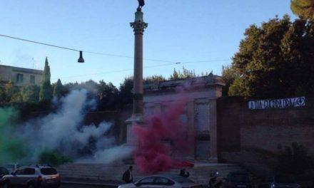 Blocco Studentesco: blitz in tutta Italia nel giorno della Breccia di Porta Pia