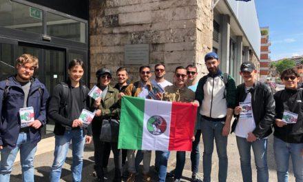Blocco Studentesco sull'aggressione alla Facoltà di Lettere a Roma Tre