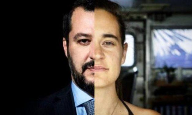 CAROLA NON È UN PIRATA (e Salvini è solo un ministro)