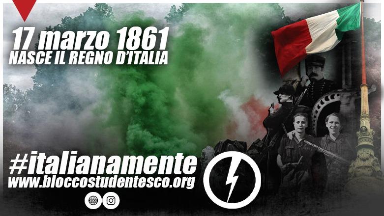 17 marzo 1861 nascita italia niccolo giani mistica fascista blocco studentesco