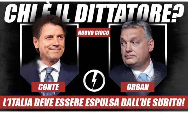 Blocco Studentesco: cosa aspetta l'Unione Europea ad espellere l'Italia?