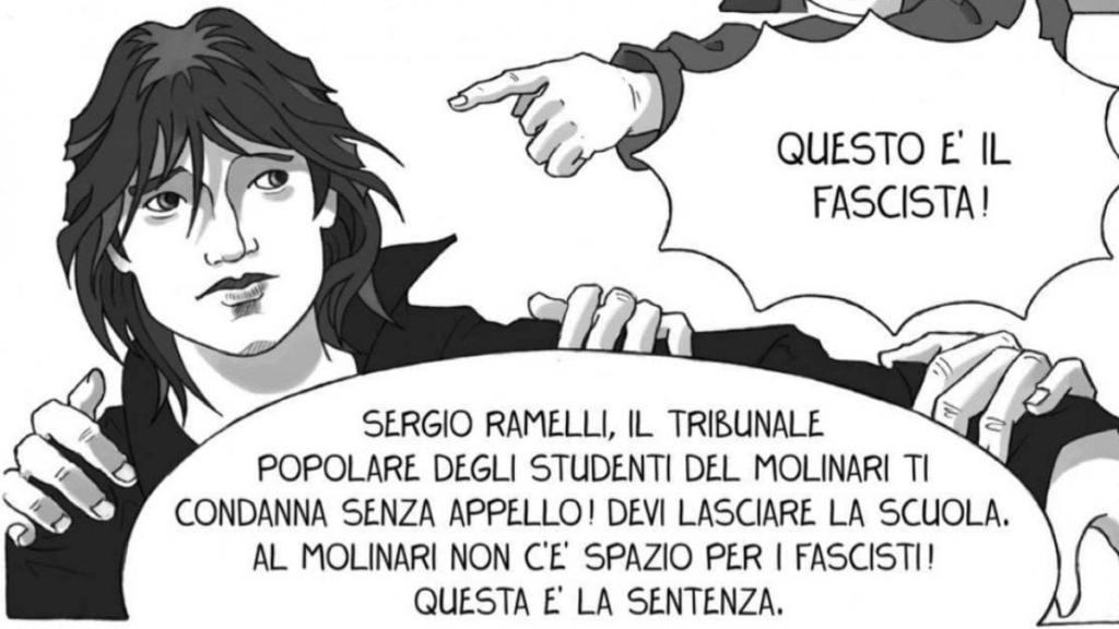 sergio ramelli faziosità scuola italiana blocco studentesco