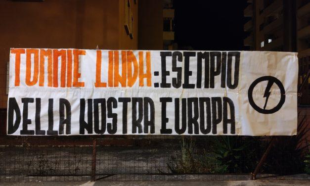 BLOCCO STUDENTESCO: TOMMIE LINDH ESEMPIO DELLA NOSTRA EUROPA