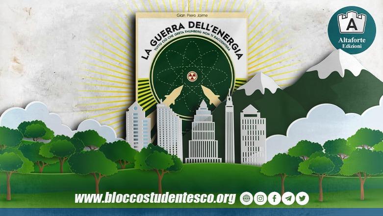 libro altaforte la guerra dell'energia blocco studentesco