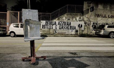 RIFORMA AZZOLINA: ROTELLE E MASCHERINA