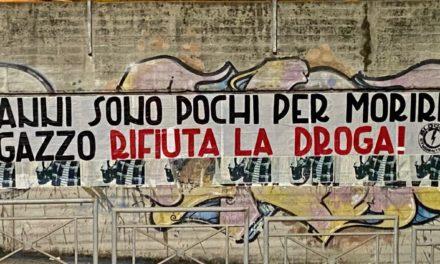 """BLOCCO STUDENTESCO TERNI: """"RAGAZZO, RIFIUTA LA DROGA"""""""