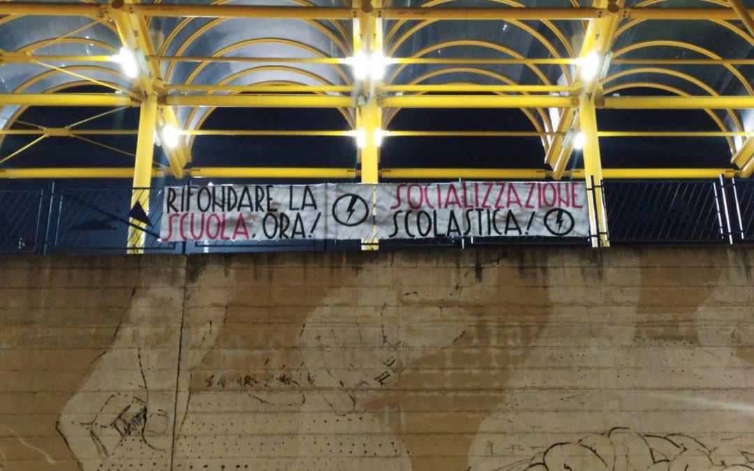 BLOCCO STUDENTESCO CAMPOBASSO: RIFONDARE LA SCUOLA, ORA!