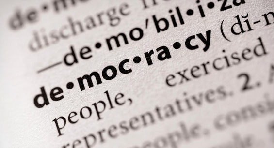 blocco studentesco problema della democrazia o democrazia il problema