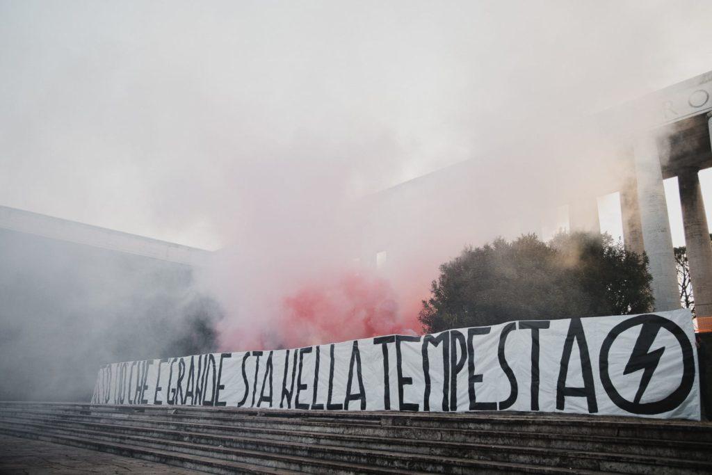 blocco studentesco socializzazione scolastica ora roma