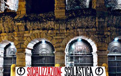SOCIALIZZAZIONE SCOLASTICA A VERONA:  RIFONDARE LA SCUOLA!