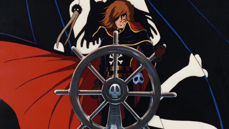 blocco studentesco capitan harlock
