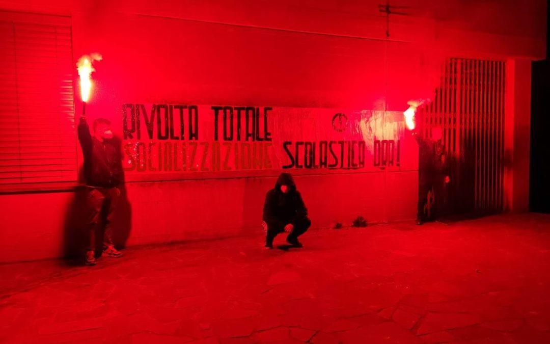 BLOCCO STUDENTESCO PADOVA: RIVOLTA TOTALE! SOCIALIZZAZIONE SCOLASTICA ORA!