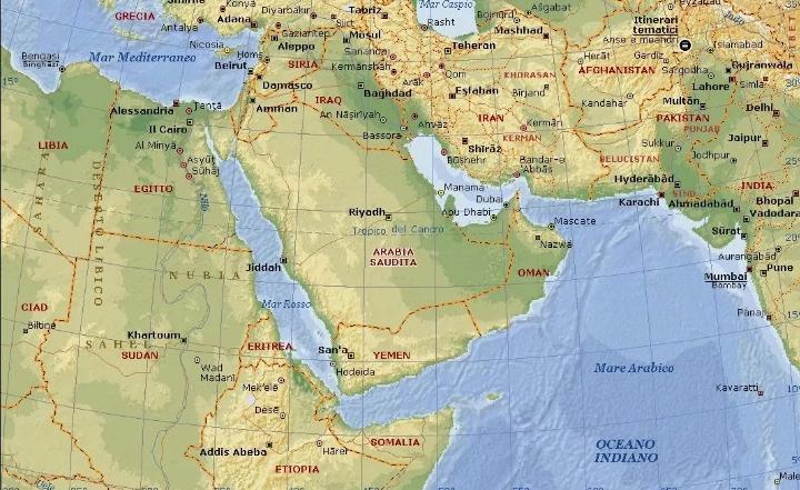 torna ad infiammarsi il medioriente