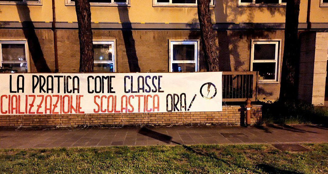 blocco studentesco cesena pratica come classe