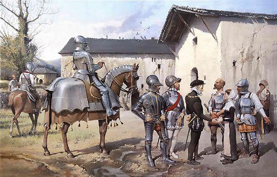 mercenariato nella storia medioevo