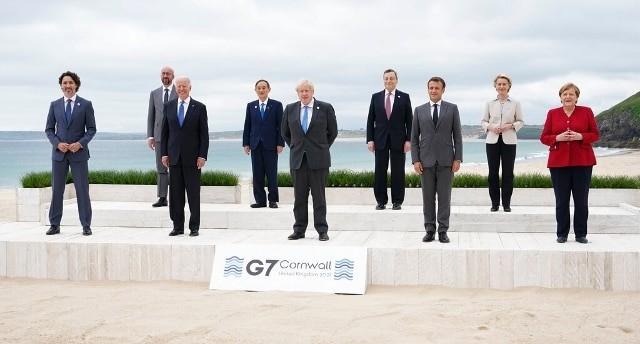 VERTICE G7: L'EUROPA ATLANTISTA A GUIDA USA