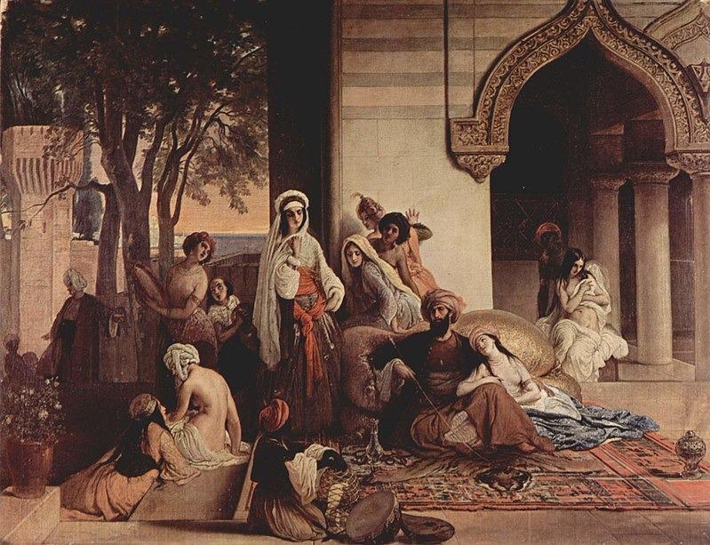 cultura greca araba