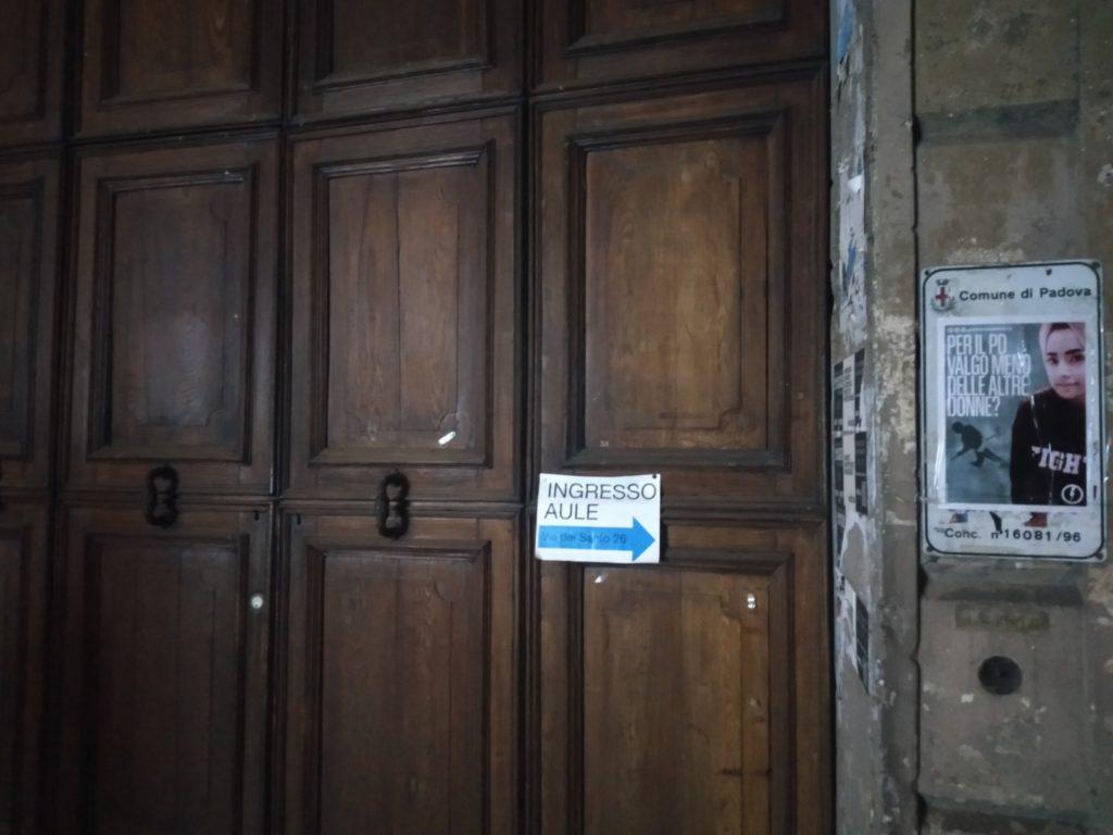 blocco studentesco 02 luglio saman abbas padova