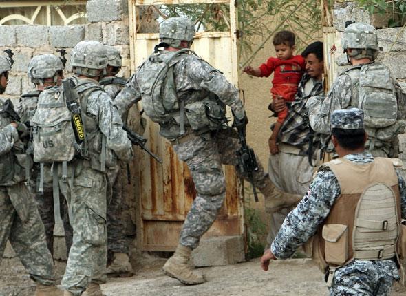 iraq yankee go home