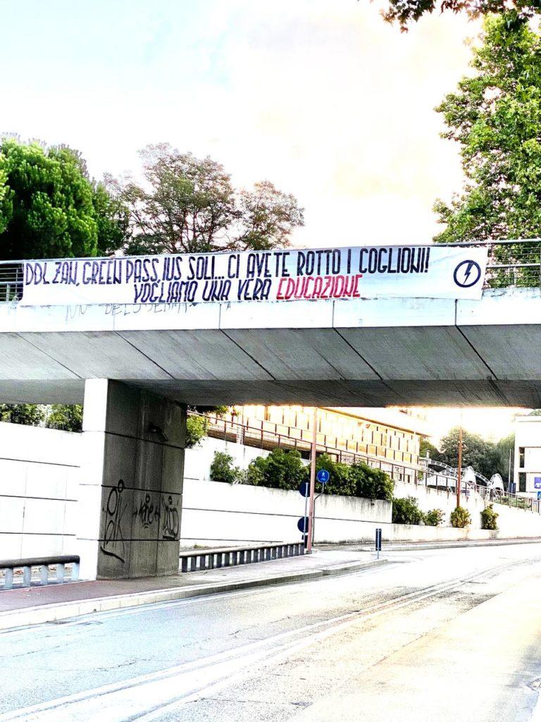 blocco studentesco emilia romagna 24 agosto vogliamo una vera educazione 2