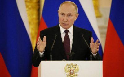 ANCORA PUTIN: IL CAMBIO D'IMMAGINE DELLA RUSSIA, DALL'INTERNAZIONALISMO AL SOVRANISMO
