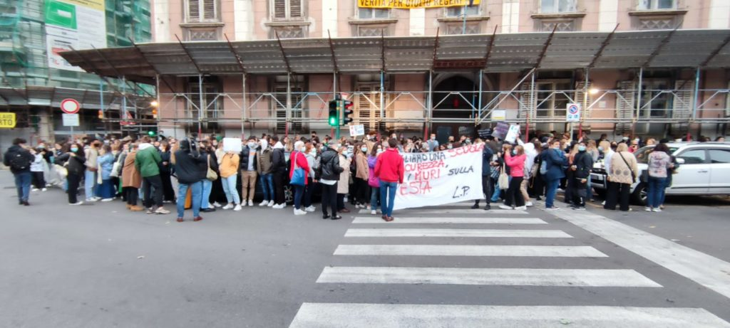 blocco studentesco trieste protesta liceo petrarca 2